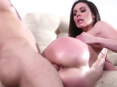 Lustful non professional stuffing his dick