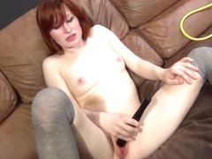 Eagle Spread Extreme Flogging Pussy Tube