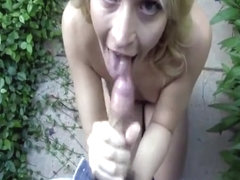 My girl gets off on public nudity and hardcore sex