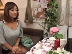 Horny japanese wife lets boy fuck her sex tube