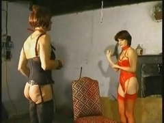 Dominatrix Cock Bitingtures