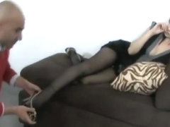 Nylon Licking